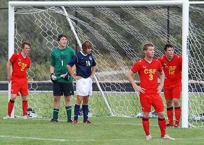 College of Santa Fe Soccer
