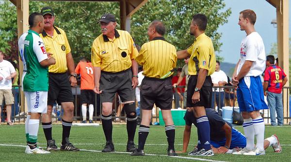 Men's Soccer League